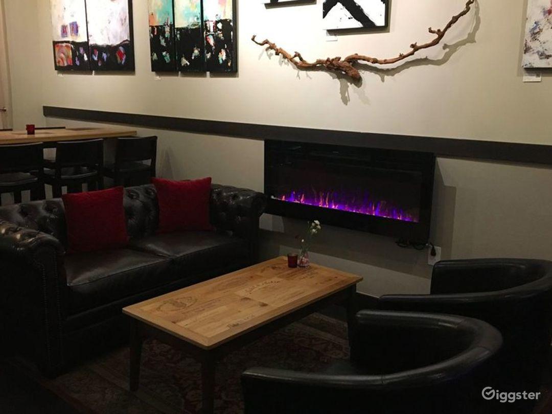 Elegant Wine Venue in San Carlos Photo 1