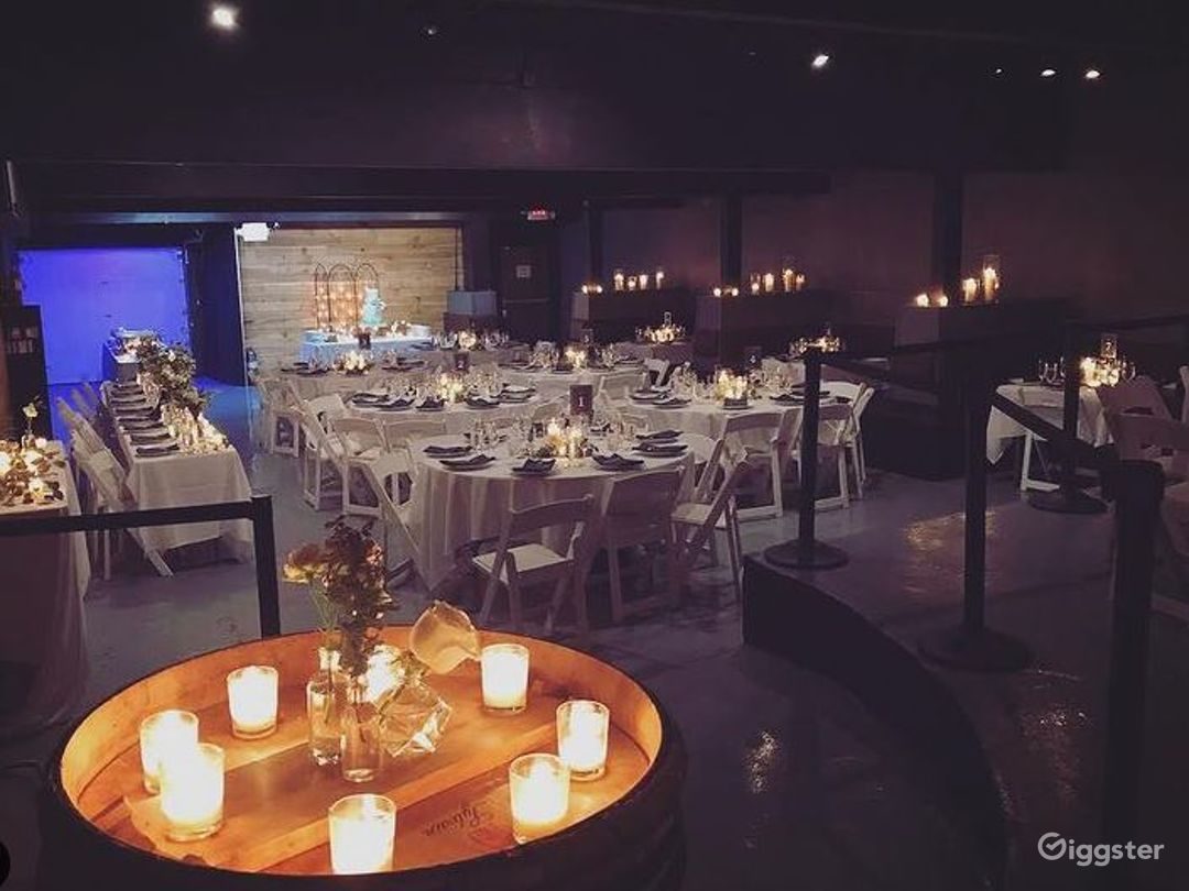 Captivating Events Venue with Built in Stage Photo 1