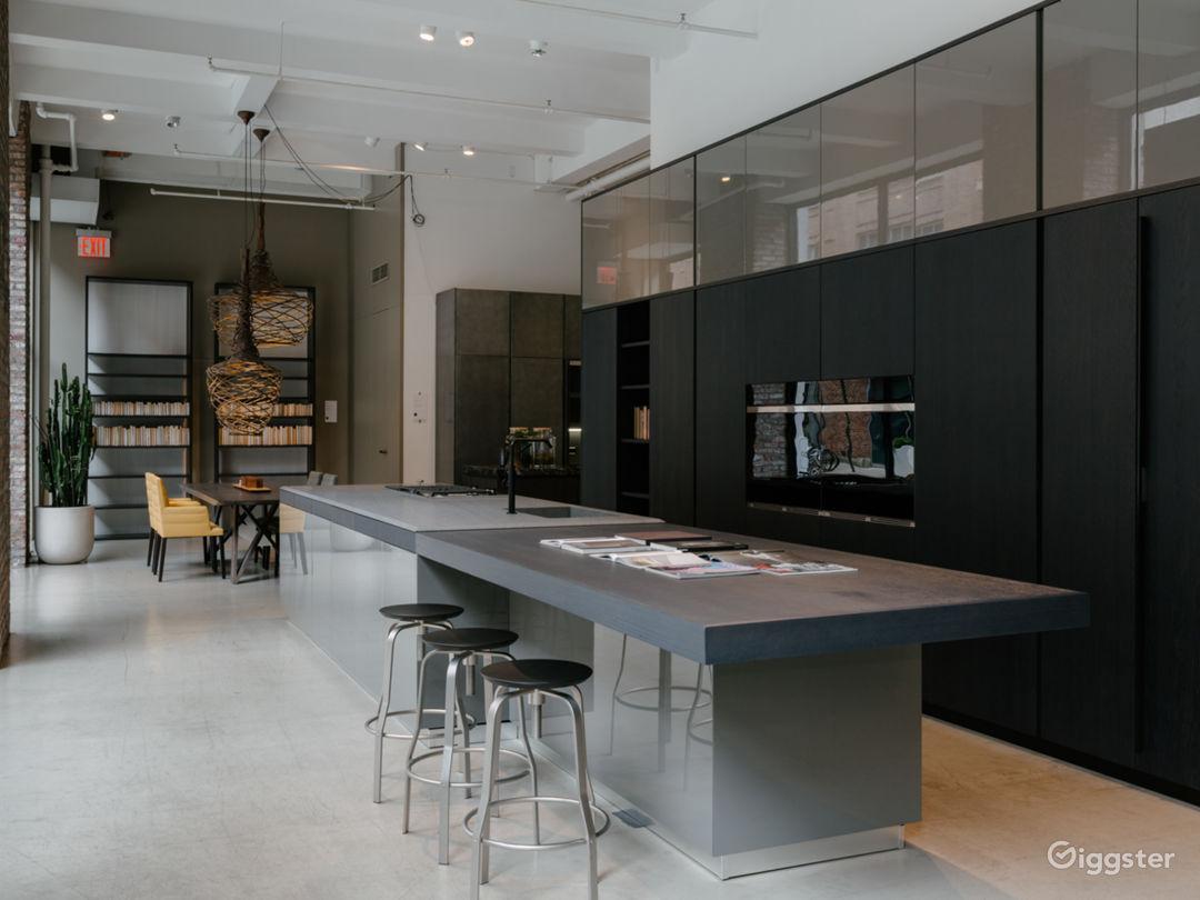 8,000 sq/ft Breathtaking showroom in Chelsea Photo 1