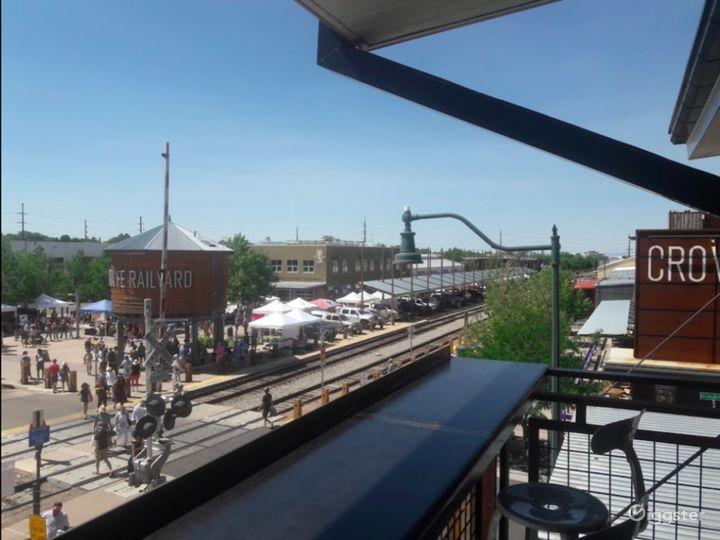 Сharming Balcony in Santa Fe Photo 4