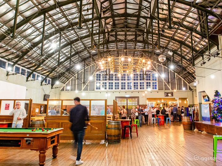 Heritage Wonder | Our Industrial Drill Hall Photo 4