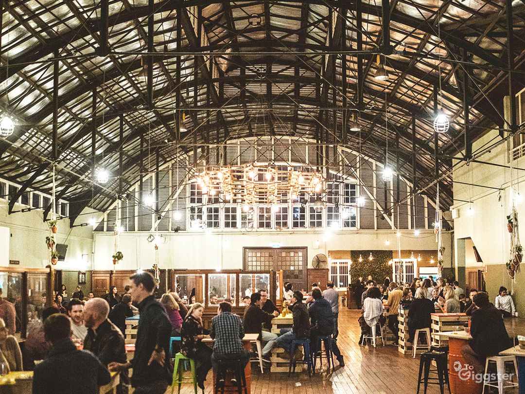 Heritage Wonder | Our Industrial Drill Hall Photo 1