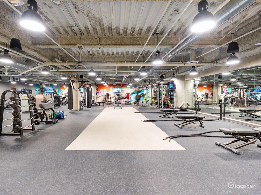 Fitness Center Photo 1