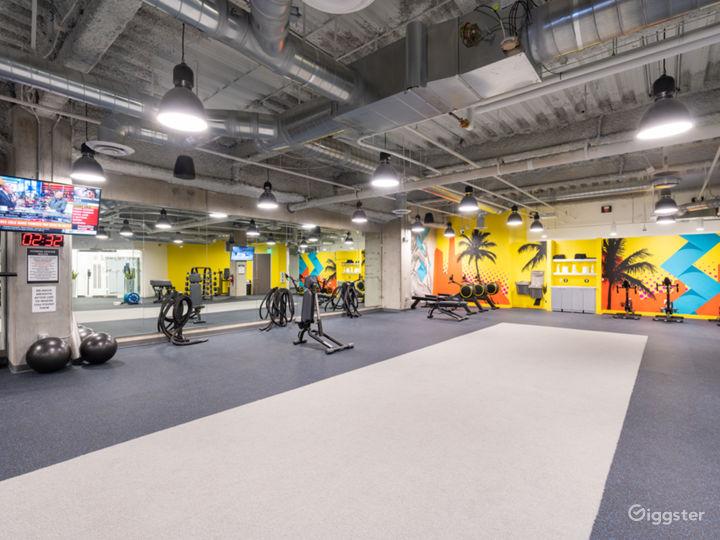 Fitness Center Photo 2
