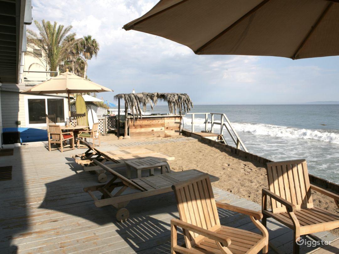 Malibu Private Beach House  Photo 4