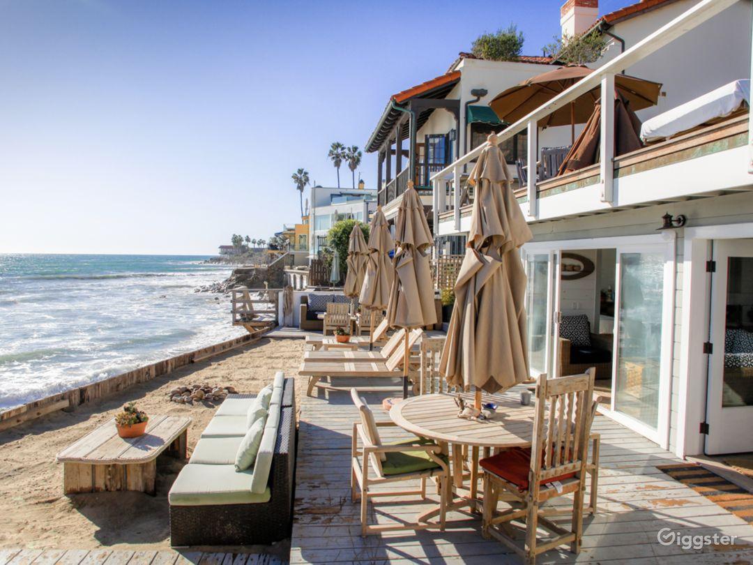 Malibu Private Beach House  Photo 1