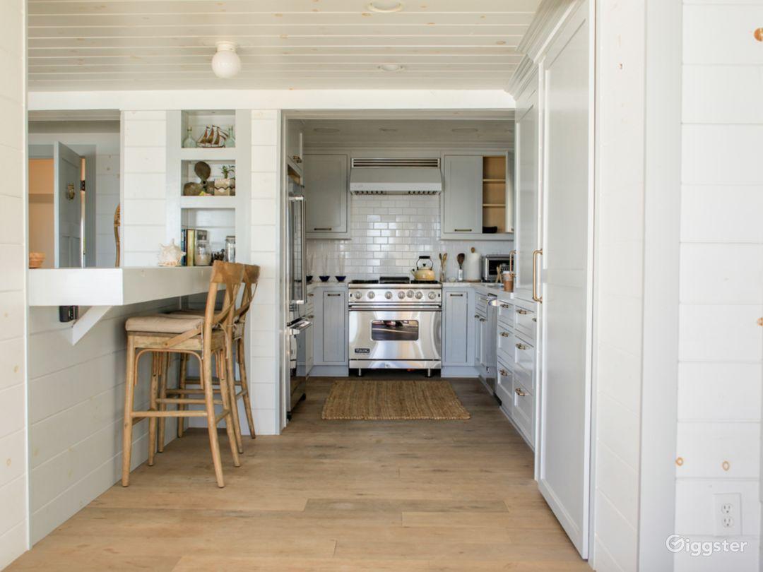 Malibu Private Beach House  Photo 5