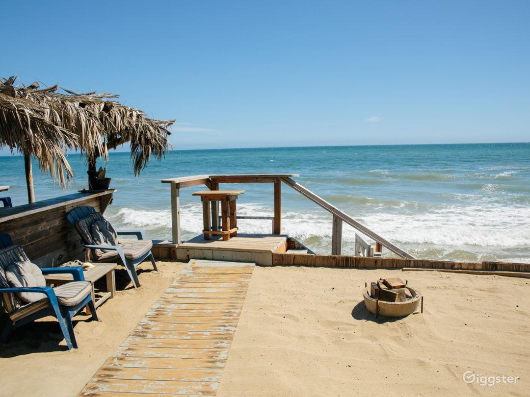 Malibu Private Beach House  Photo 3