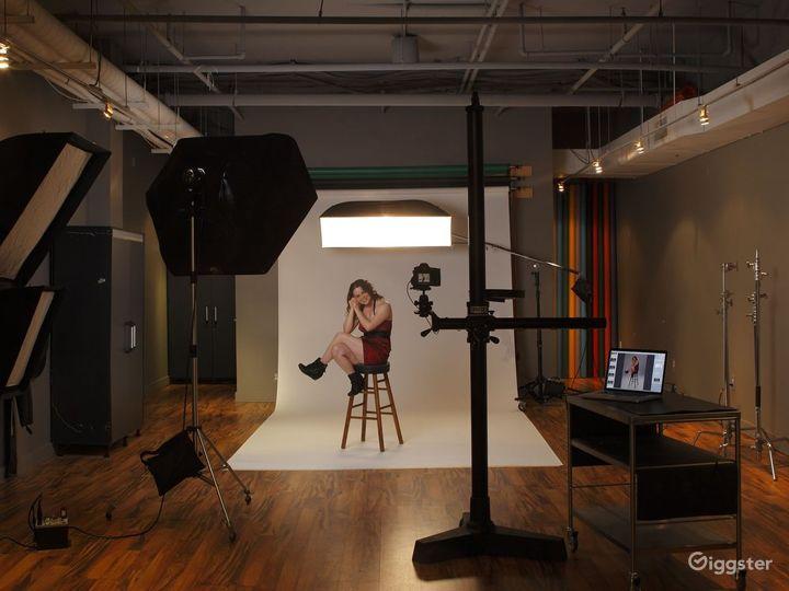 Vibrant Studio in Wilmington Photo 5