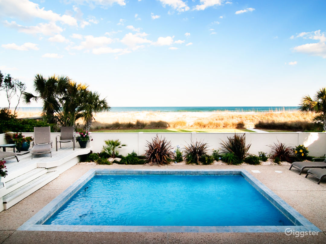 Luxury Oceanfront Estate Wrightsville Beach. Views Photo 2