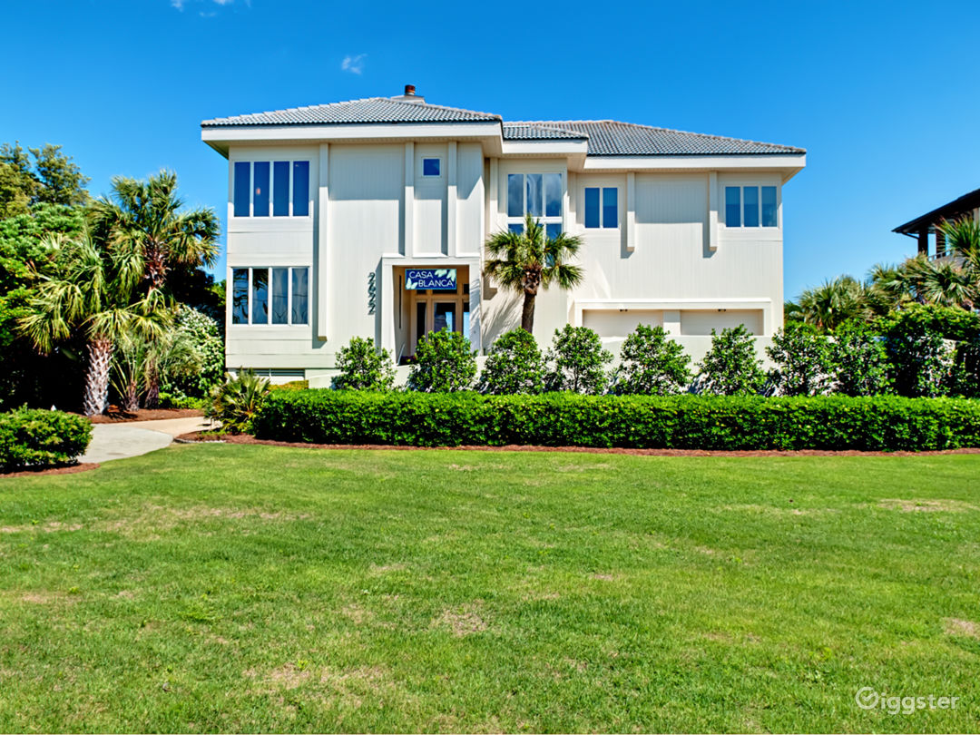 Luxury Oceanfront Estate Wrightsville Beach. Views Photo 1