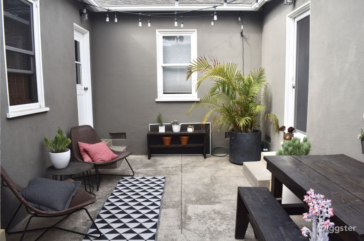 Rent the houseresidential modern venice bungalow 1 block from abbot kinney