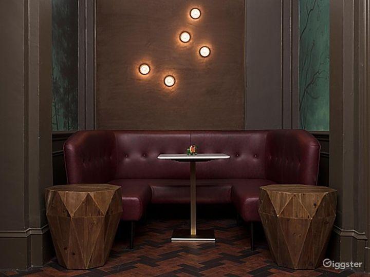 Gorgeous Bar in Edinburgh Photo 2