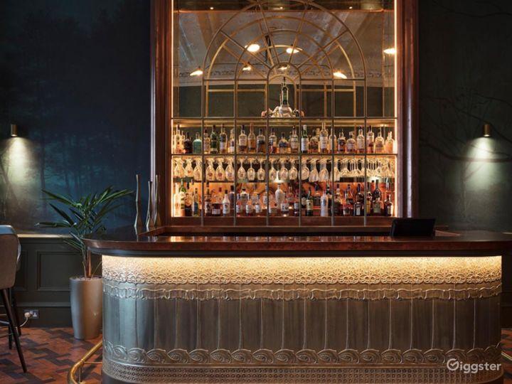 Gorgeous Bar in Edinburgh