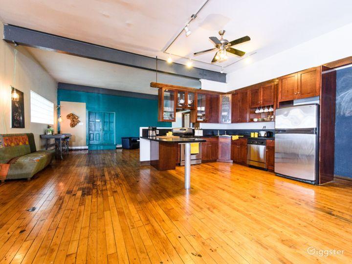 Lifestyle studio/loft: Location 5211 Photo 5