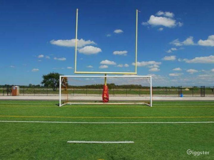 Athletics and training facility: Location 4268