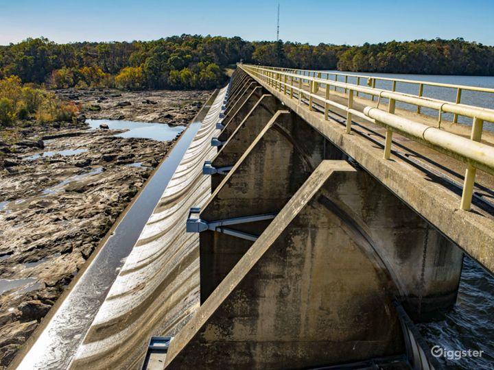 Chattahoochee River Dam Photo 4