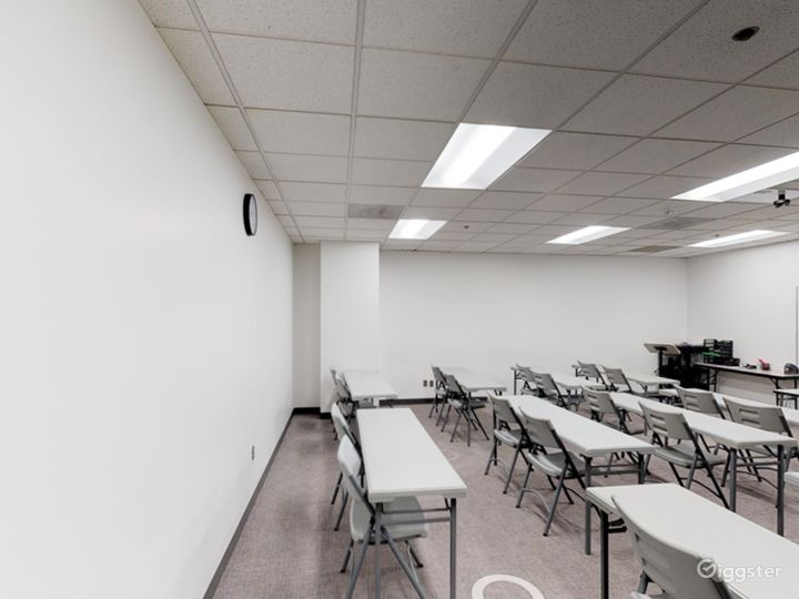 Gorgeous Classroom in Portland