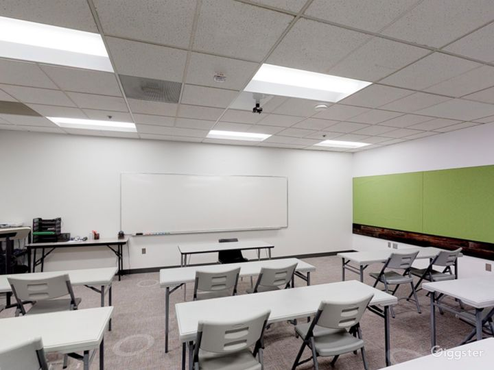 Gorgeous Classroom in Portland Photo 4