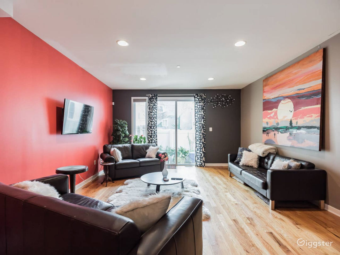 Townhome 5 min drive 2 Center City*Convention Ctr Photo 3