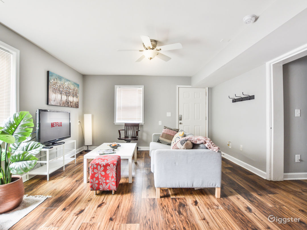 Modern Apartment A Mile From Downtown Decatur Photo 4