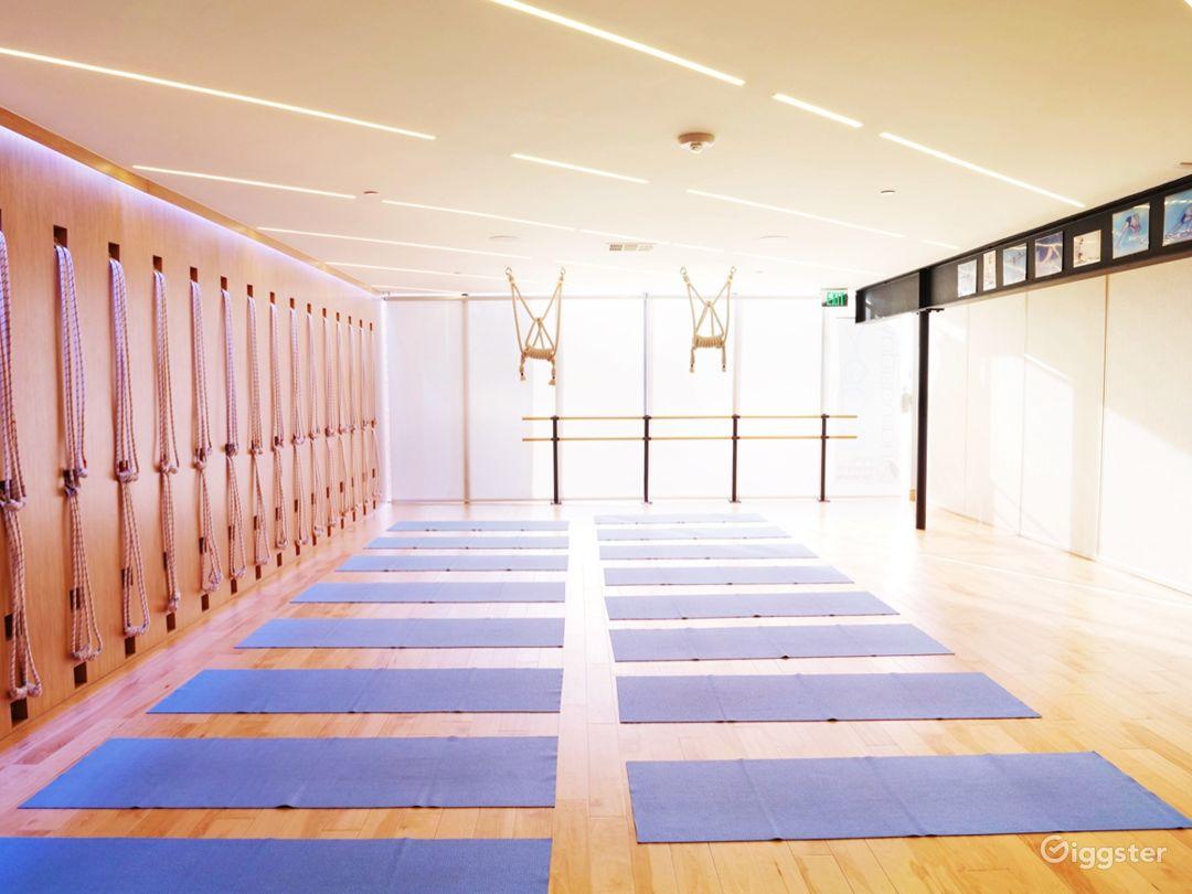 Expandable Yoga Studio, Event & Meeting Space Photo 1