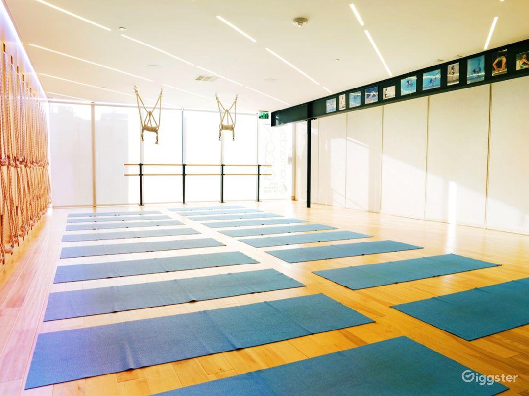 Expandable Yoga Studio, Event & Meeting Space Photo 2