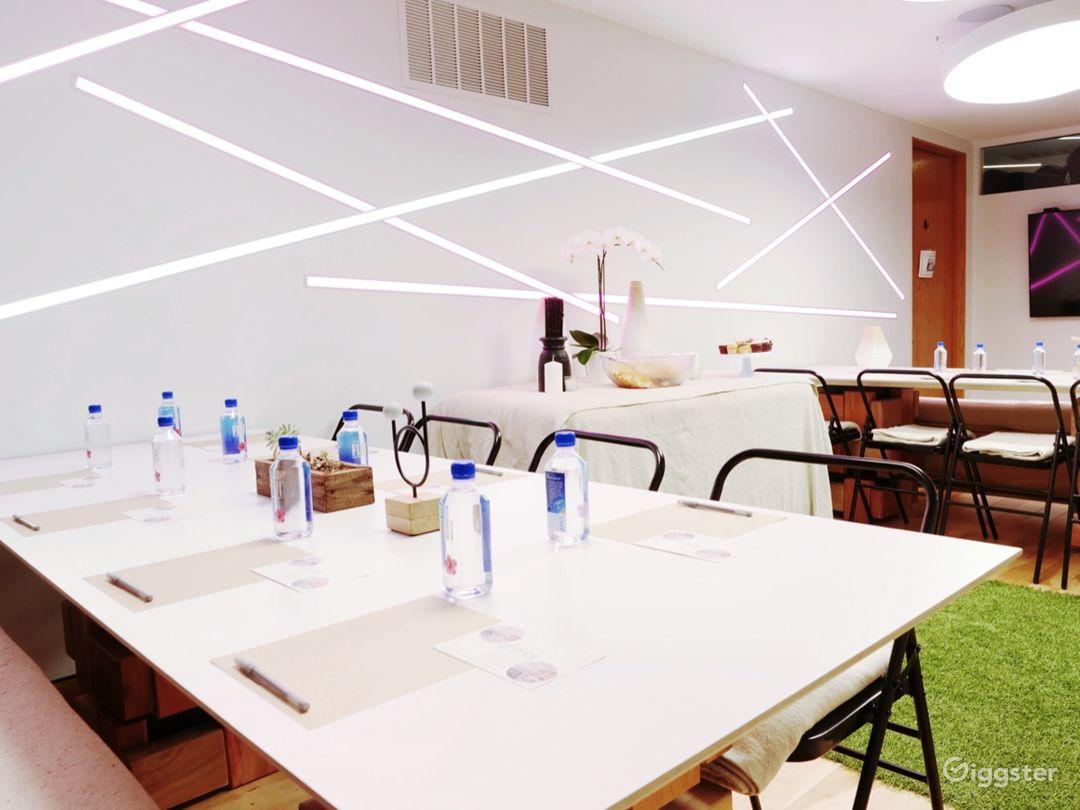 Expandable Yoga Studio, Event & Meeting Space Photo 4