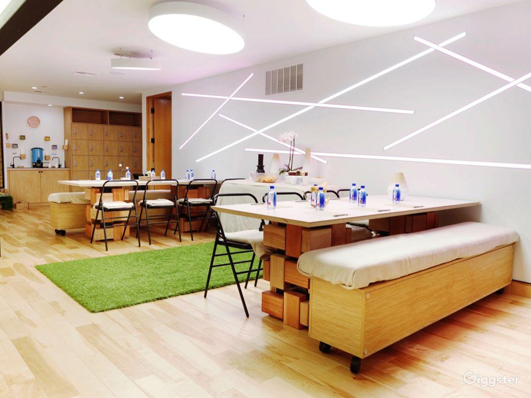 Expandable Yoga Studio, Event & Meeting Space Photo 3