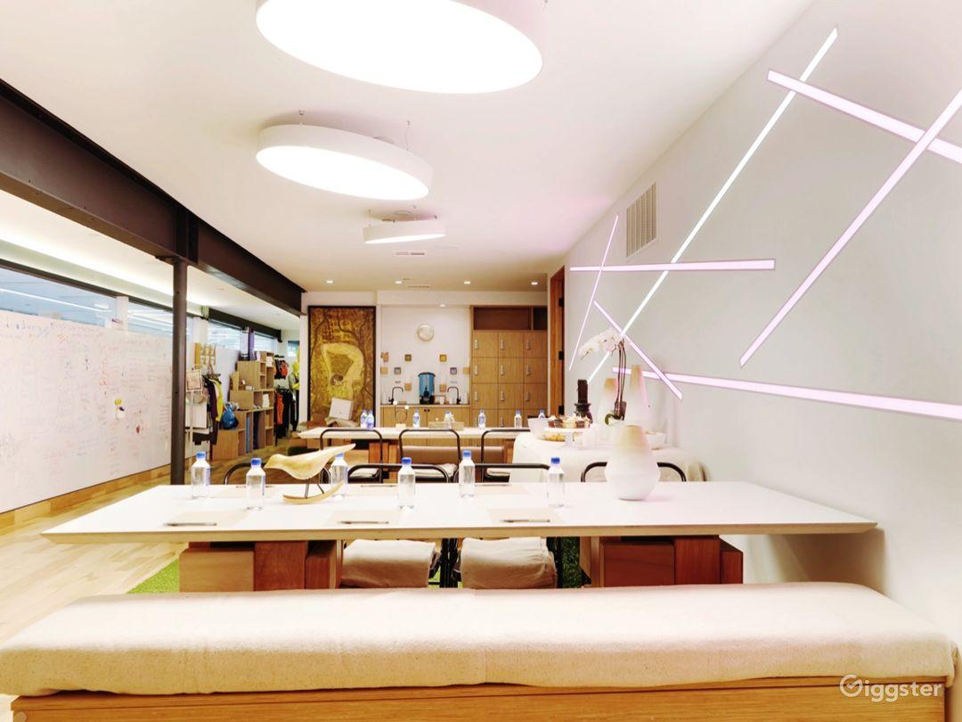 Expandable Yoga Studio, Event & Meeting Space Photo 5