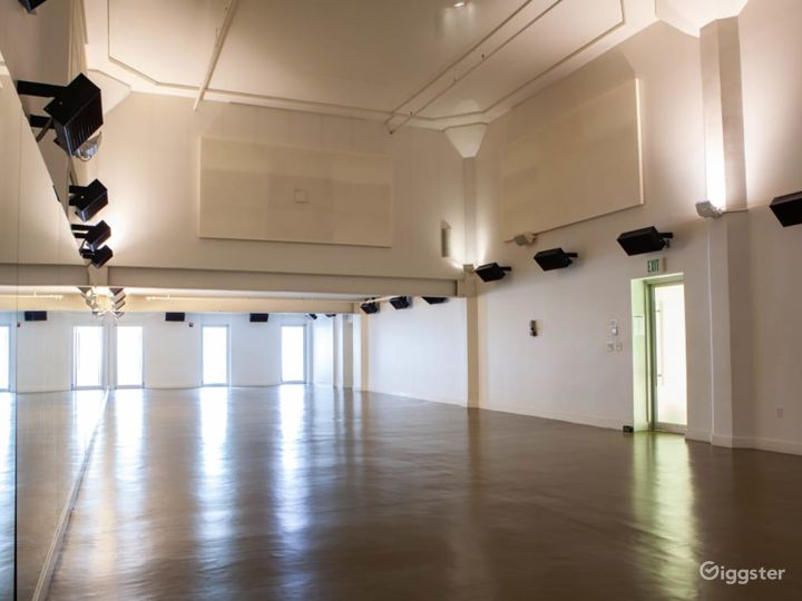 Large, Versatile and Industrial Studio in Downtown Photo 3