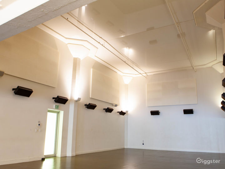 Large, Versatile and Industrial Studio in Downtown Photo 2