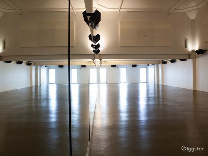 Large, Versatile and Industrial Studio in Downtown Photo 4