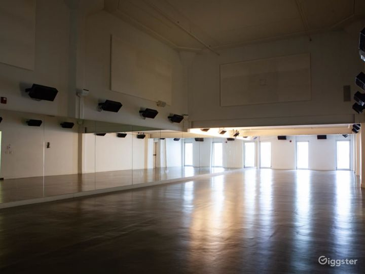 Large, Versatile and Industrial Studio in Downtown Photo 5