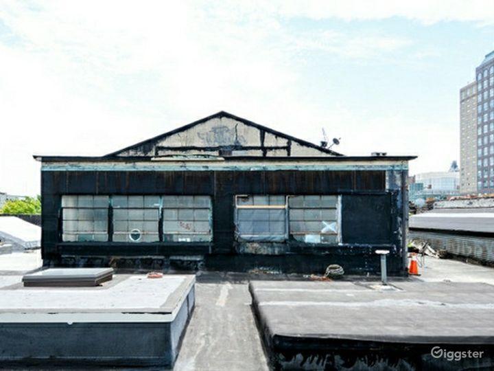 Funky industrial loft: Location 5288 Photo 3