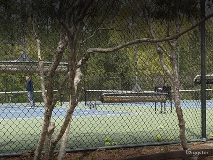 A Beautiful Tennis Court in Raleigh Photo 3