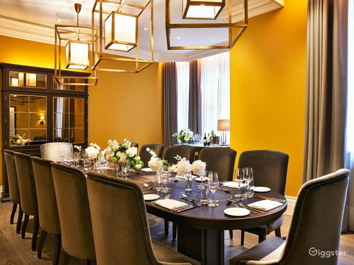 Eliot Room with Beautiful Interior in Bloomsbury, London Photo 3