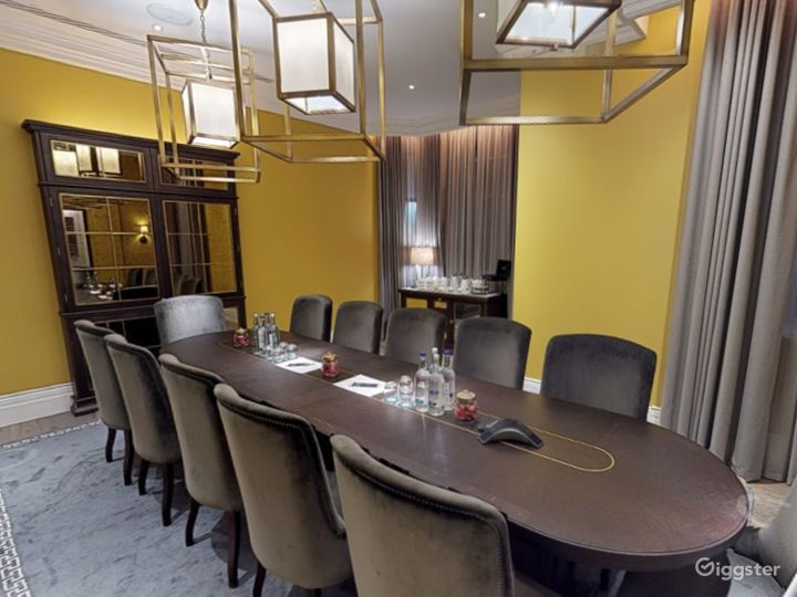Eliot Room with Beautiful Interior in Bloomsbury, London Photo 4
