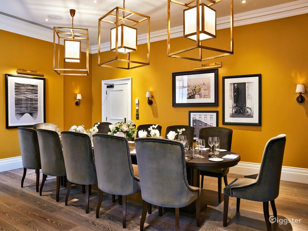 Eliot Room with Beautiful Interior in Bloomsbury, London Photo 1