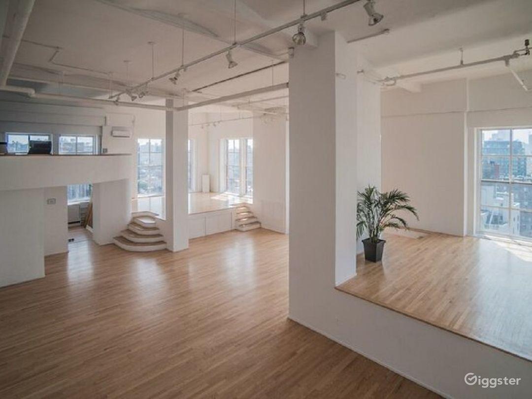 West Village Studio Penthouse Photo 1