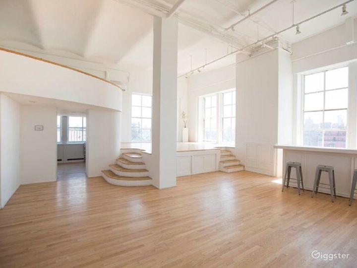 West Village Studio Penthouse Photo 5