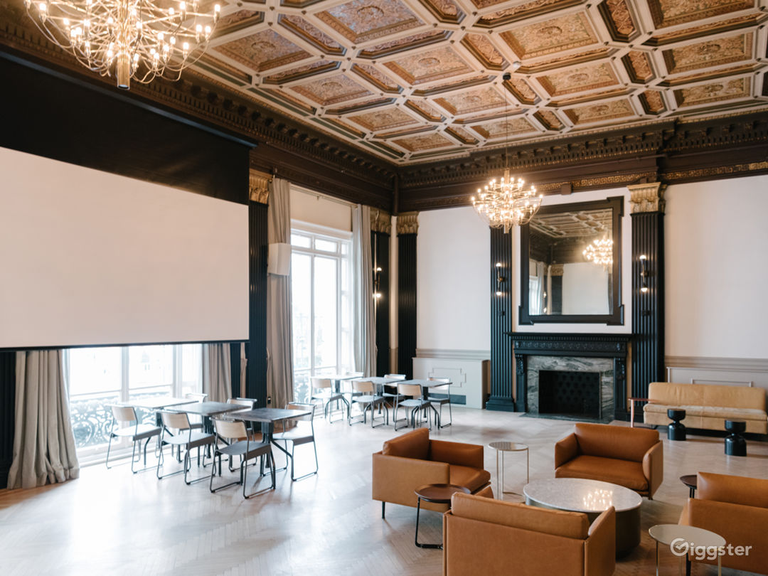 Stunning Large Modern, Ornate Office Space in NYC Photo 1