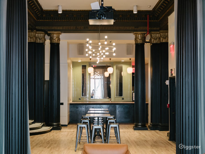 Stunning Large Modern, Ornate Office Space in NYC Photo 2