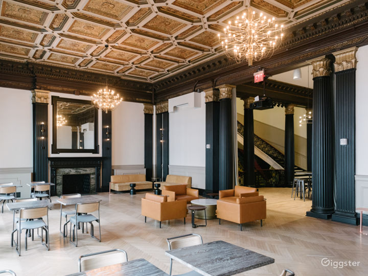 Stunning Large Modern, Ornate Office Space in NYC Photo 5