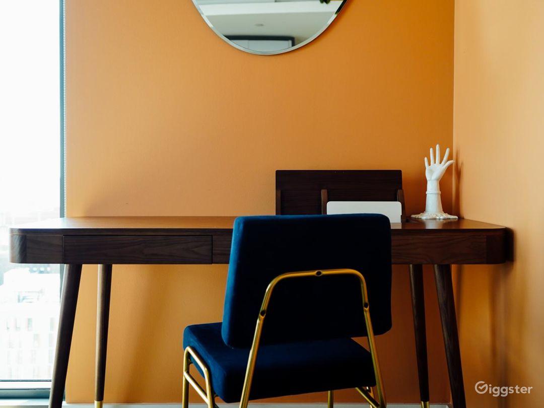 Charming Modern 2BR Penthouse Photo 5