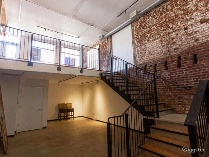 Multi-use Event Space in Downtown RVA Photo 5