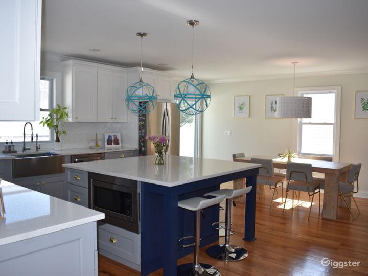 Modern Single family home Rutherford NJ Photo 3