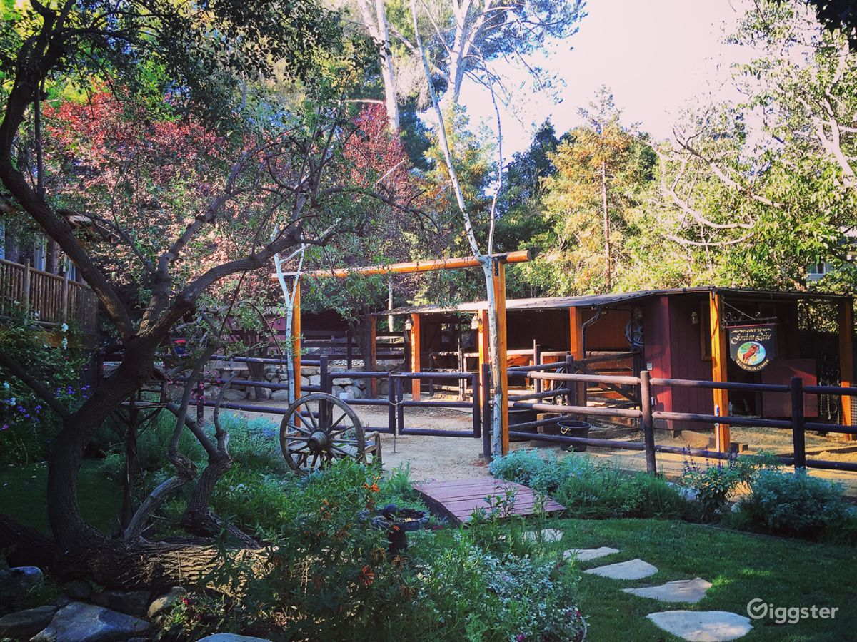 Rent The House Ranchresidential Happy Trails At A Rustic Canyon Lodge For