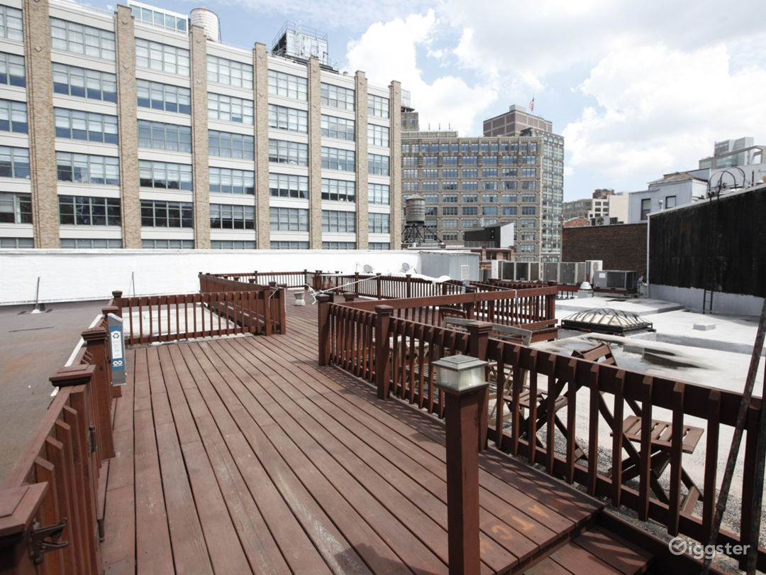 Tribeca rooftop: Location 5239 Photo 1
