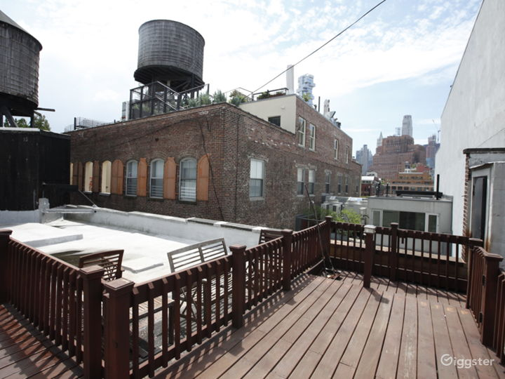 Tribeca rooftop: Location 5239 Photo 2